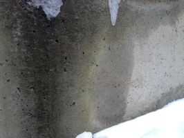 Free photo texture - Frozen concrete wall #2 by croicroga