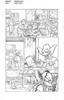 Simpsons Treehouse of Terror 2013 Pg14 by ToneRodriguez