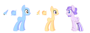 Pony Breedable - Closed by Balance-Song