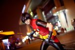 Young Justice - Robin by AmethystPrince