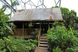 Traditional Malay House - 02 by fuguestock