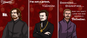 bonne sainte valentine by Pirateswoop