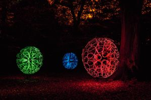 Globes in Merrion the return by Grunvald