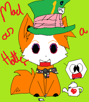 hatter fox by nadtendo