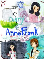 Anne Frank Tribute by LaKitten