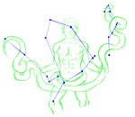Ophiuchus by Izzabell
