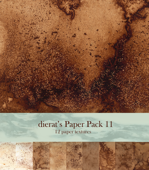 Paper Pack 11 by dierat