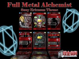 FMA theme for SE by Tildhanor
