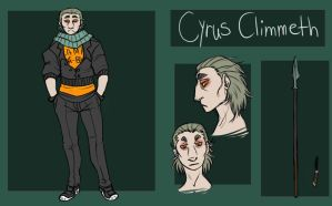 Cyrus Climmeth CS by Simple-shadow