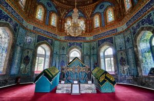 Mosoleum of Ottoman Empire Mehmet Resat by TanBekdemir