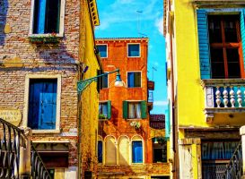 Sketches Of Venezia by UncleLeland