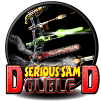 Serious Sam Double D Icon by gigobyte98