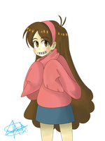 Mabel Pines by Nintenderp23