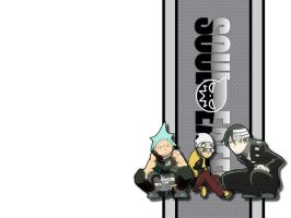 Soul Eater Boys by deathdkid