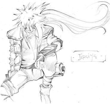 jiraiya part 1 by veddex