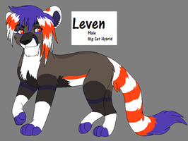 Leven Character Chart _ SOLD by Kainaa