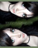 doubled - new hair id by TehSext