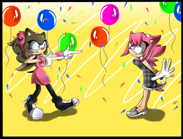 It's Party Time! by Midnight-Kyon
