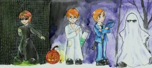 Horatio Caine Halloween by SirSubaru