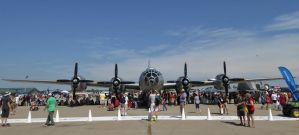 B-29 Superfortress by NeverEndingAdventres