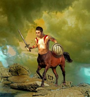 Centaur: Greek Myth