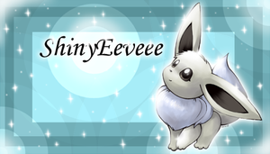 ShinyEeveee Banner by Togechu