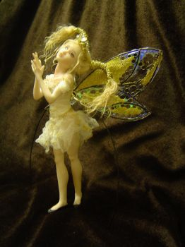 Tilly OOAK Fairy by LindaJaneThomas