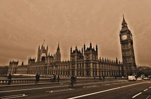 The Big Ben -HDR- by IoannisCleary