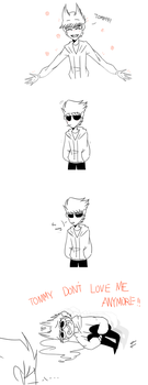 [Eddsworld] Tommy don't love me anymore by HuiRou