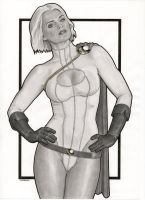 Power Girl by Promethean-Arts