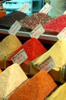 Various Spices. by johnwaymont