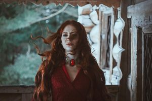 Melisandre - A Song of Ice and Fire_2 by GreatQueenLina