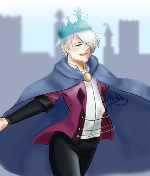 [ YOI ] King of ice by Litshin
