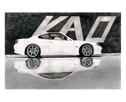 Nissan S15 by david10072