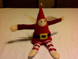 ROTG Elf Plushie by earthstar