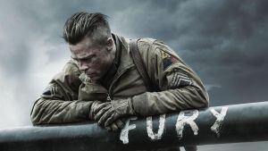 Fury (2014) Wallpaper 1920x1080 by sachso74