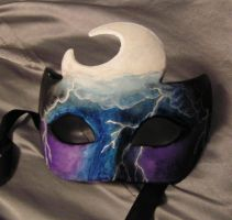 Lunar Storm Mask by Izile