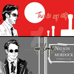 Daredevil - This is my city, my family. by GioTanner