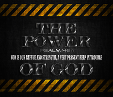 God's powers by Christsaves