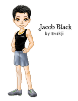 Jacob Black by Evskji