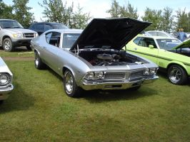 Canadian Chevelle by KyleAndTheClassics