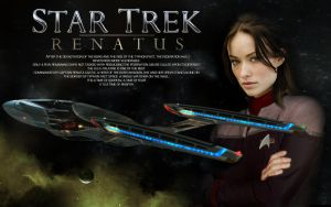 Olivia Wilde Star Trek Renatus by SmutBroker