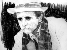 The Seventh Doctor by filmshirley