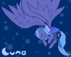 Luna's Best Night Ever by angelthundergrl