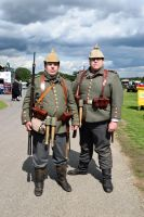DSC 0337 WWI Soldiers 2 by wintersmagicstock