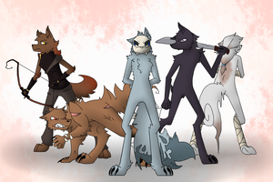 Cult of Aristo by Gloomy-Butt