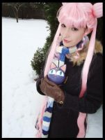 CHIBIUSA : winter stroll by chiibiusa