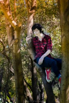 Marshall Lee Cosplay by twinings-lennon