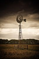 Windmill Still Stands by CainPascoe