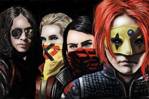 The Fabulous Killjoys by RKDNStudios